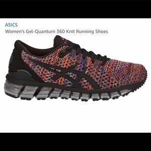ASICS Gel-Quantum 360 Knit multicolored shoes